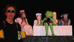 """Theater im Globus """"Froschkönig"""""""